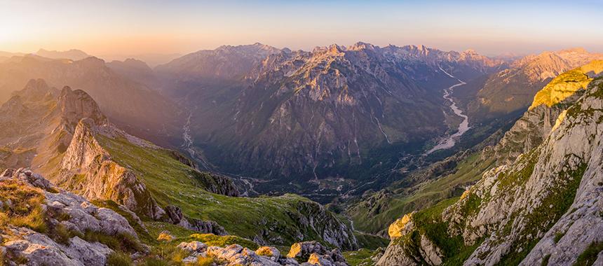 Долината Валбона