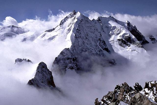 Piz Bernina и Северния гребен