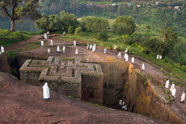 ВИП пътешествие в Етиопия - древна, загадъчна и красива