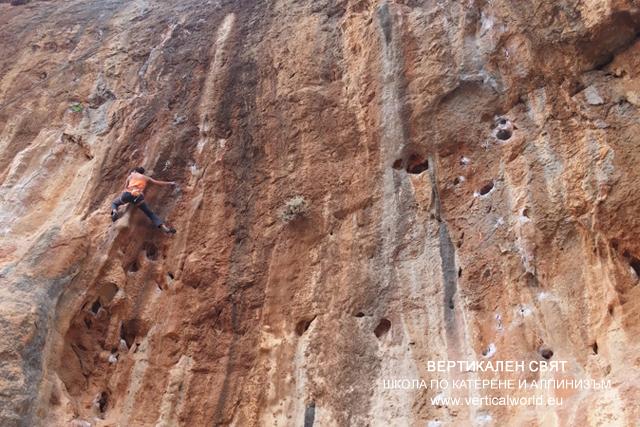 Катерачен трип до остров Калимнос, Гърция - начално ниво и напреднали