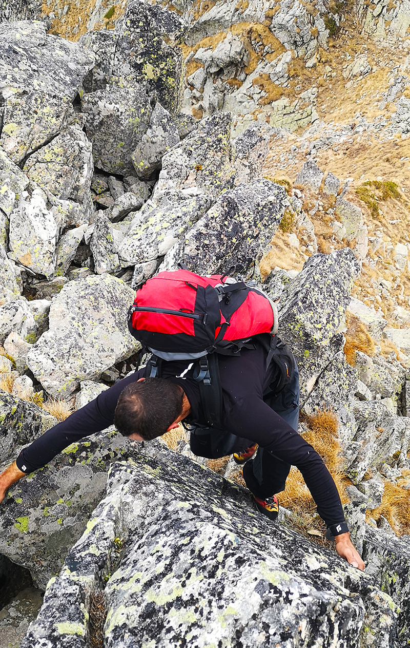 Курс по катерене и алпинизъм - начално ниво