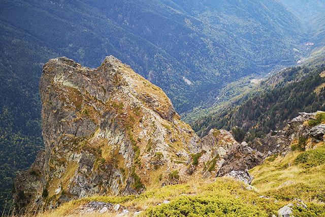 Мальовишки траверс с изкачване на връх Мальовица по Североизточния гребен, Еленин връх, Петлите, връх Орловец и Злия зъб