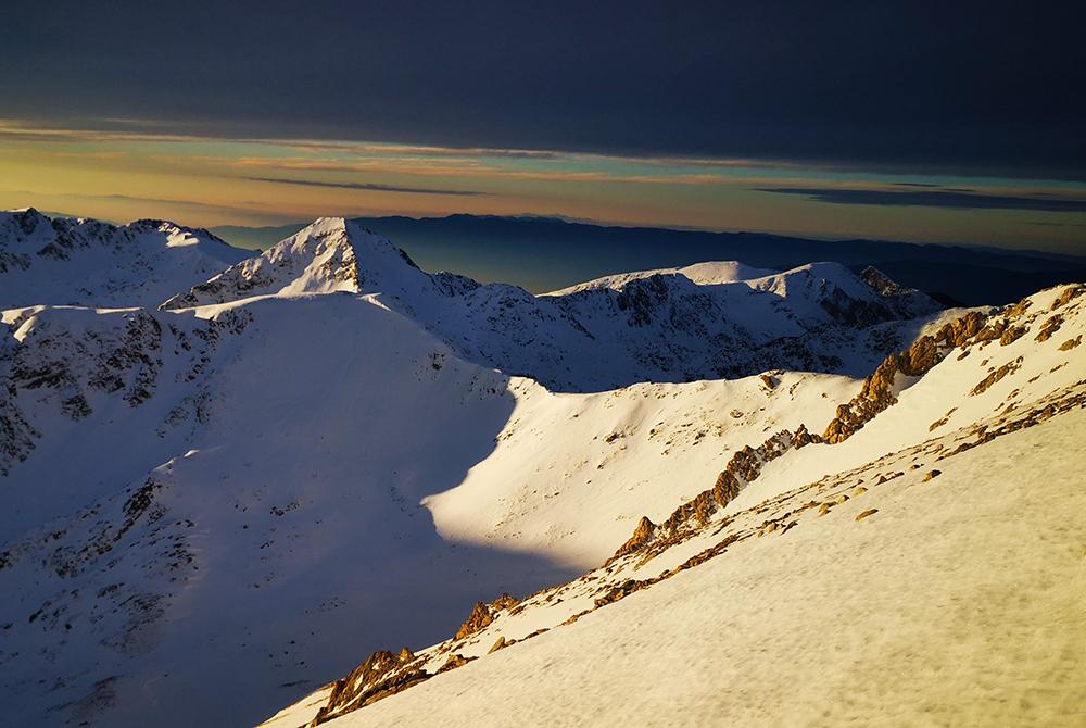 Хвойнати и Муратов връх