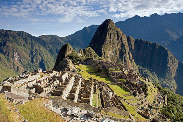 Изгубеният град на инките - Мачу Пикчу