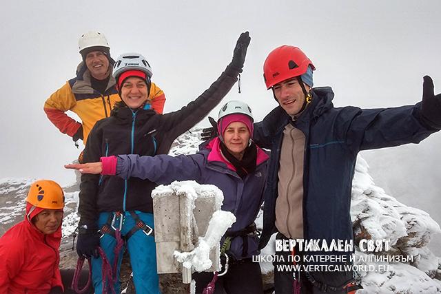 Трекинг в планината Олимп с изкачване на върховете Стефани, Митикас, Скала и Сколио