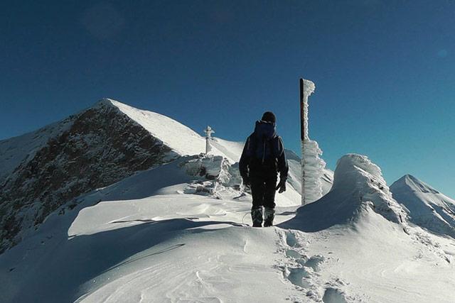 Изкачване на връх Монблан по Нормалния маршрут