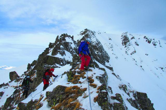 Winter Alpine Traverse Musala Peak – Trionite – Small Moussala Peak – Irechek Peak – Sphinx – Musala Hut