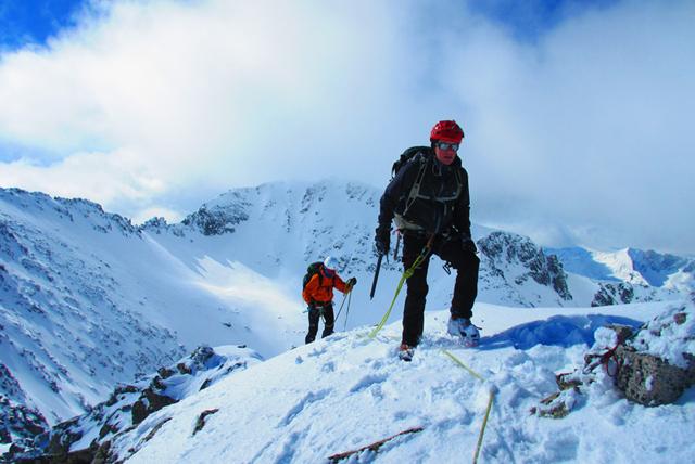 Зимен траверс през връх Алеко - Мусала – Трионите – връх Малка Мусала – връх Иречек
