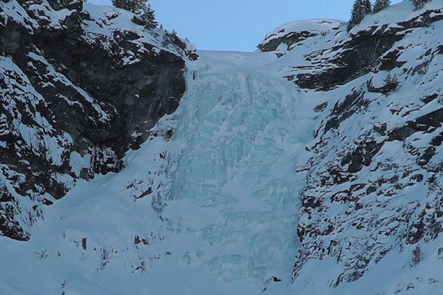 Големия Скакавишки водопад