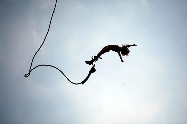 Бънджи скокове на Клисура