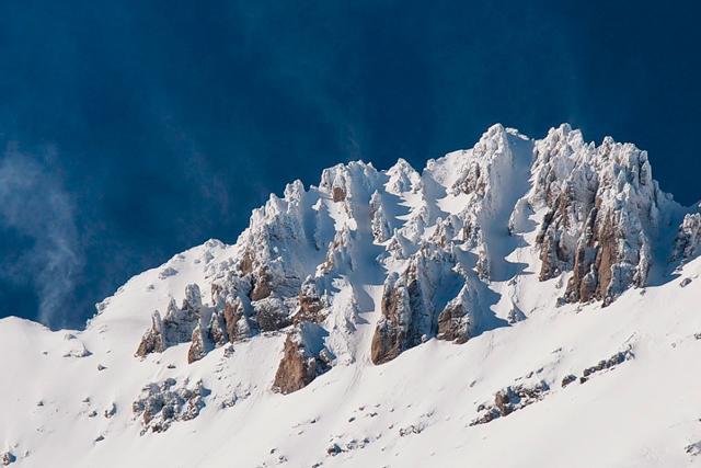 Зимно изкачване на върховете Митикас и Стефани в планината Олимп