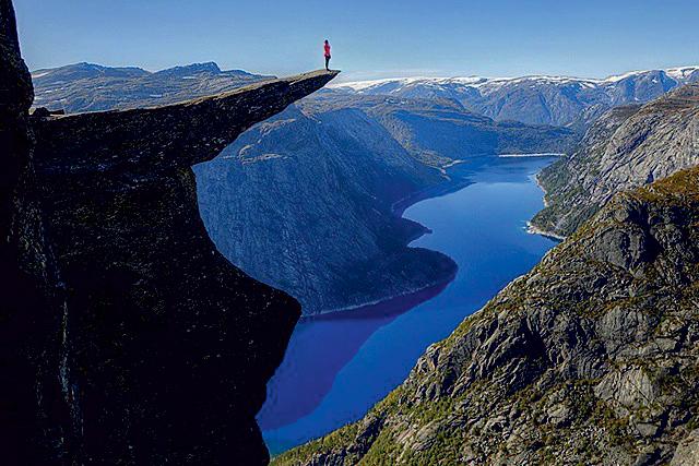 Трекинг в Централна и Южна Норвегия с изкачване на връх Galdhøpiggen