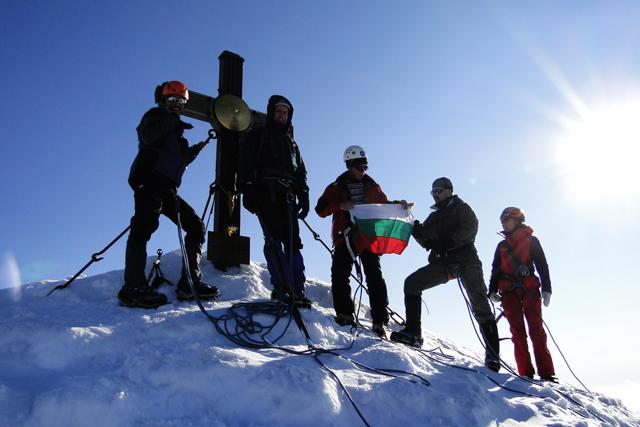На връх Гросглокнер