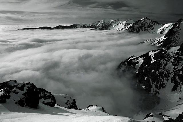 Winter Alpine Traverse from Dobrila Hut to Botev Peak