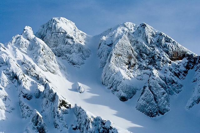 Зимно изкачване на Каменица и Северния ръб на Яловарника