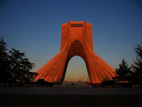 Техран