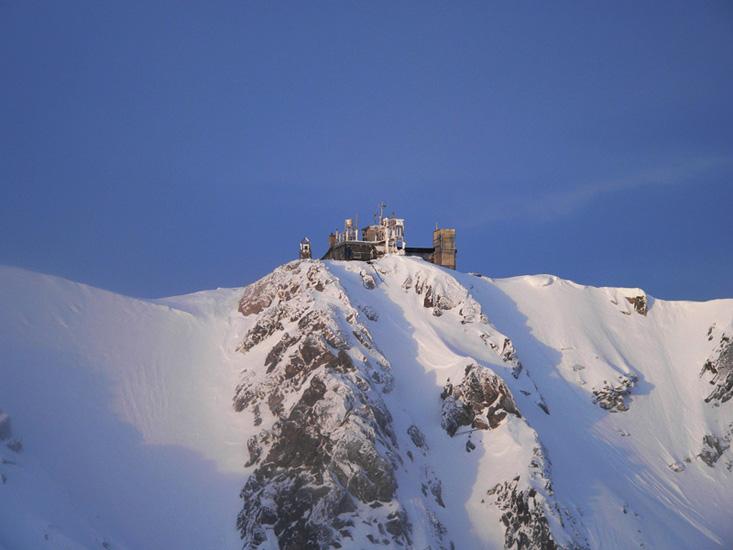 Зимен преход от хижа Мусала през връх Мусала до хижа Заврачица